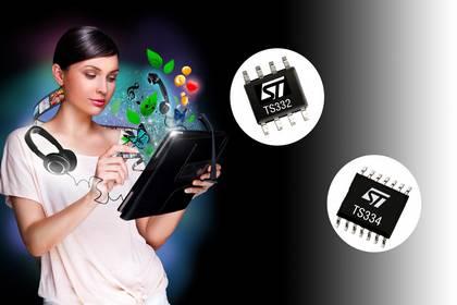 Компания STMicroelectronics представила компаратор напряжения общего назначения TS33, потребляющий на две трети...