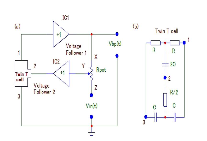 Модифицированная схема фильтра